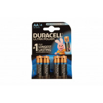 Duracell Batterijen Ultra Power AA/LR06 4 Stuks
