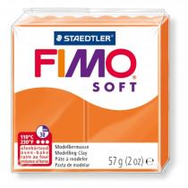 FIMO Soft Boetseerklei Oranje