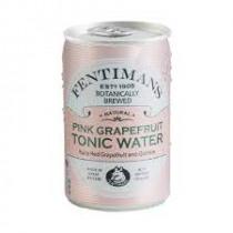 Blikje Fentimans Tonic 150ml 88mm Roze 53mm Diameter Pink Grapefruit