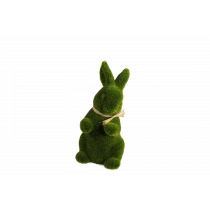KONIJN 7,5x8,5x15,5cm GROEN