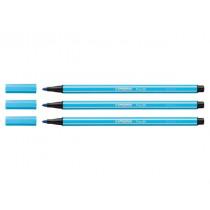 Stabilo Pen 68 Azuurblauw