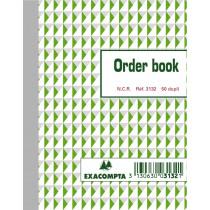 Orderbooks Ncr 135X105Mm Exacompta 3132 Dupli2X50 Gelijnd