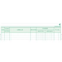 Manifold 297X210Mm Exacompta 23550F Dupli2X50 Caisse Fr