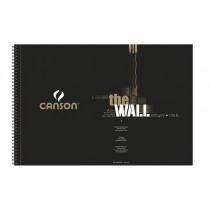 Canson Album The Wall 30 Vellen 220g/m² A3+ Spiraal