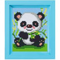 Pixelhobby Geschenkset Pixel Panda