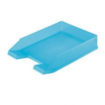 Herlitz Brievenbakje Transparant Turquoise