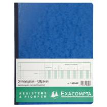 Register Exacompta Dagontvangsten Nl