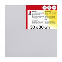 Schilderskarton 30x30cm Marabu