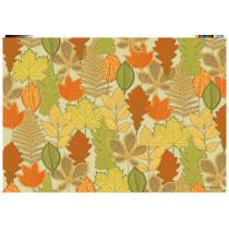 FIESTA Placemat 30x43cm Autumn Leaves 100 Stuks