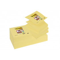 Post-It Z-Notes 76x76mm Post-It Geel Super Sticky