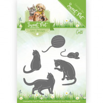 Snijmal Amy Design Katten