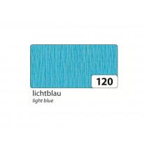 Crêpepapier 2,5M x 50cm Folia Turquoise