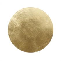 Decobord 0,5cm Goud 28cm Diameter Foil
