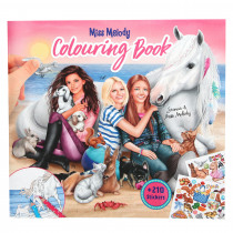 Miss Melody Kleurbook Dieren
