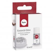 Cosmetische Glitter Rayher Zilver 10ml