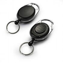 Badges Durable Zwart Afroller Met Ledlampje