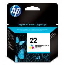 HP TRICOLOR 22