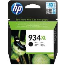 HP Inktcartridge 934XL Zwart