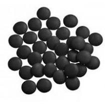 Vanparys Mini Confetti Zwart Glossy 1kg