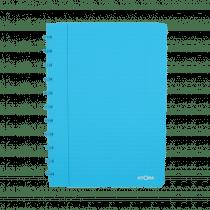 Atoma Schrift Transparant 297x210mm 72 Bladzijden Gelijnd