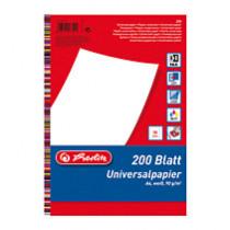 Inktjetpaper Herlitz 90g 200 Vellen