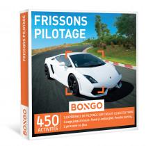 Bongo FR Frissons Pilotage