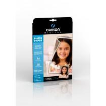 Print-On Fotopapier Canson 180G/M² A4 Glossy 20 Vellen