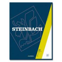 Tekenblok 360X270Mm 200G Steinbach 20Bl