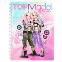Topmodel Dance Kleurboek