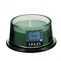 Spaas Geurkaars In Glas Voor Shade Mint Velvet Luxury 15u