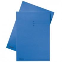 Inlegmap Karton A4 180g/m² Blauw 10 Stuks