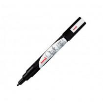 Krijtmarker Uni-Ball Zwart 0,9-1,3mm F