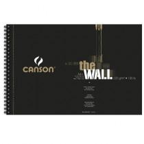 Canson Album The Wall 30 Vellen 220g/m² A4+ Spiraal