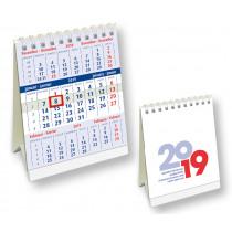 Bureaukalender 10,5x17cm 3-Maand