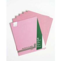 Vloeipapier 190X150Mm Roze 10Bl