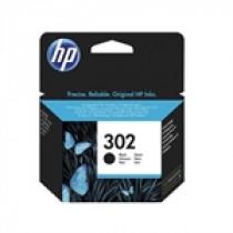 HP Inktcartridge 302 Zwart