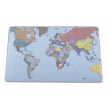 Onderlegger Wereldkaart 40X53Cm