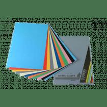 Tekenblok 297X210Mm 120G 2X10 Kleuren