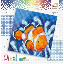 Pixelhobby Set Pixel Clown-vis