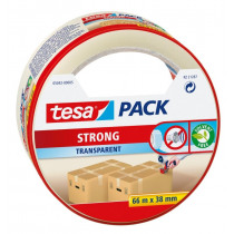 Tesapack Strong Tape UV-Bestendig Plastic  38mm