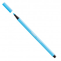 Stabilo Pen 68 Blauw Neon