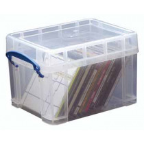 REALLY USEFUL BOX 3l TRANSPARANT