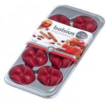 Bolsius Geurwax 8 Blokjes Baked Apple