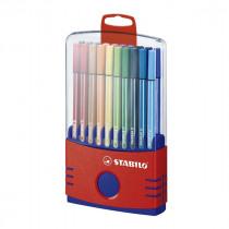 Stabilo Pen 68 Colorparade 20 Stuks