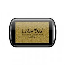 Inktkussen Colorbox Goud Metallic 63x100mm