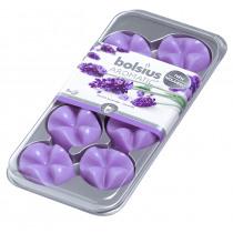 Bolsius Geurwax 8 Blokjes French Lavender