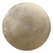 Decobord 0,5cm Champagne 36cm Diameter Foil