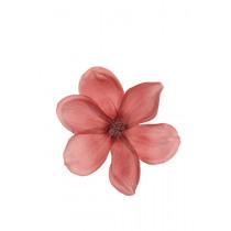 Clip Met Magnolia 15cm Diameter Mauve