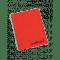 Spiraalschrift 210X165Mm Gelijnd 60Bl