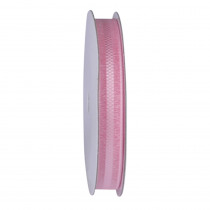 Lint Zip 10m x 10mm Roze